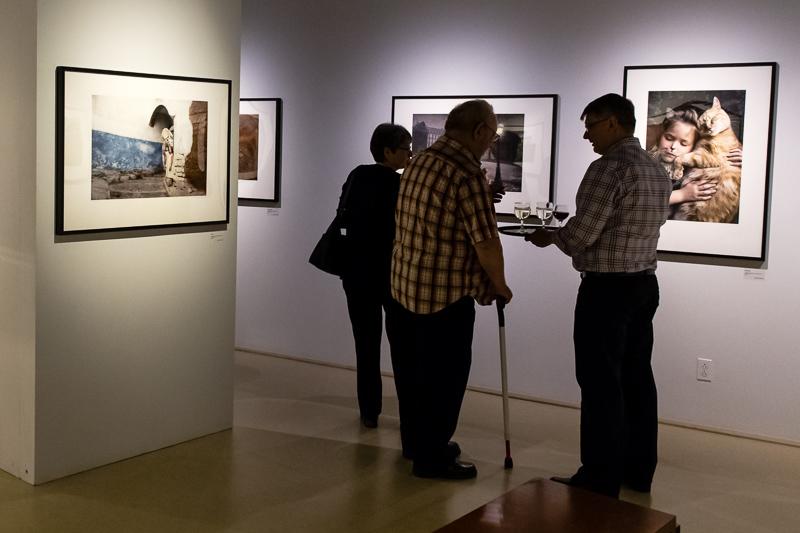 La photographe Catherine Rondeau de Montréal expose à Amos