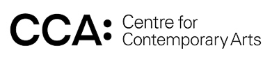 logo reads: CCA Centre for Contemporary Arts