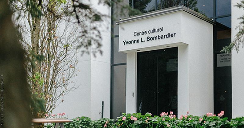 bâtiment du Centre culturel Yvonne L. Bombardier